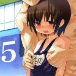 【38枚】ロリとスクール水着は最高の相性!二次ロリスク水っ子に色々としたくなるスク水画像!