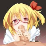 【37枚】眼鏡っ子のその可愛いメガネにぶっかけて前を見えなくしたい!そんな眼鏡っ子フェラチオエロ画像!