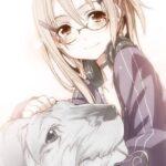 【眼鏡っ娘】一週間の疲れをいやしてくれる眼鏡をかけた美少女、眼鏡っ子の萌え画像!