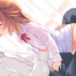 【ディープキス】ロリ少女と糸引きキス、ディープキスしてるロリエロ画像!恍惚な表情のロリっ子がたまらない!