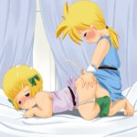 【インピオ】ドラクエ5の息子と娘、レックスとタバサのカップリングでインピオとかの画像!