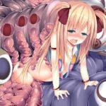 【閲覧注意】ロリ少女が触手やスライムに膣内満たされたり産卵や苗床にされてボテ腹ボコ腹ロリ触手姦異種姦エロ画像!