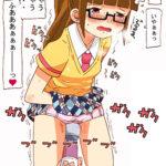 【35枚】眼鏡をかけてる女の子のちょっとエロい姿はなんでこんな可愛く感じるのか検証するメガネ女子エロ画像