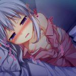 【39枚】寝間着姿ではだけまくっちゃってる女の子は添い寝されたら眠れなくなること請け合い!のパジャマ美少女エロ画像!